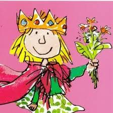 Brilliant Quentin Blake illustration - looks just like my little girl