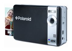 Polaroid PoGo instant camera is the first Digital Instant Camera ever made. It's expensive comparing with new instant cameras but it has Bluetooth.  #Polaroid #DigitalInstantCamera #PolaroidCamera #InstantCamera