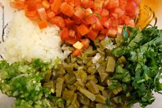 Salsa de Nopales Recipe {Cactus Salsa} - Latina Mama Rama