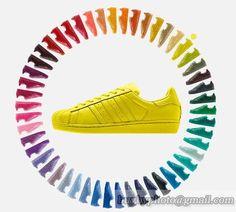 Where to Buy Originals Supercolor Shoes? Adidas Superstar, Superstar Supercolor, Cheap Adidas Shoes, Cheap Shoes, Nike Shoes, Women's Shoes, Adidas Originals, The Originals, Mens Trainers