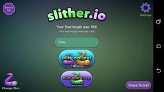 Wie ich dieses Spiel hasse ( Zeitraffer 2 Stunden ) Slither.io