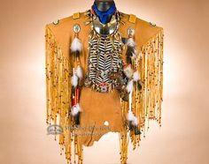 Deer Skin Army Scout Shirt -Creek (ws12)