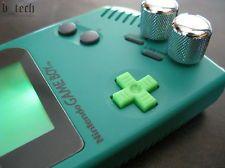 Nintendo Gameboy DMG-01 Advanced Variable Pitch for LSDJ nanoloop chiptune