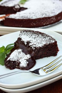 Chocolate Treats, Chocolate Recipes, Sweet Pastries, No Bake Desserts, Let Them Eat Cake, Yummy Cakes, Baking Recipes, Sweet Tooth, Sweet Treats