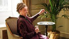 El ingenio y sabiduría de Lady Violet, de Downton Abbey, en 18 frases (FOTOS)