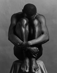 Exhibition: 'Robert Mapplethorpe' at the Ludwig Museum of Contemporary Art, Budapest http://wp.me/pn2J2-3kr Dr Marcus Bunyan Photo: Robert Mapplethorpe 'Ajitto' 1981