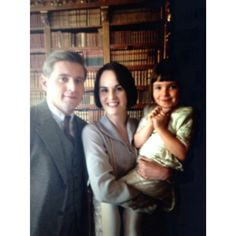 Downton Abbey Season 5: downton abbey tom branson and lady mary and WHO is this little girl??? is this sybbie???