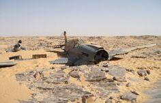 Discovered Kittyhawk P-40 - 70 years after crash during World War II