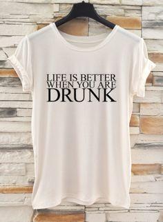 funny tshirt / text  Tshirt / ECO PRINT TSHIRT/  by ANISHARsport, $18.90