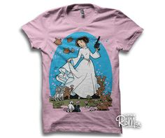 Disney Princess Leia T-Shirt – Star Wars Snow White Shirt