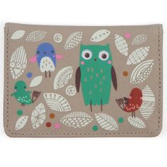 tree owls pass case from Paperchase
