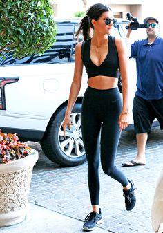Kendall Jenner en Los �ngeles