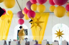 Rapunzel/ Tangled/ Princess Birthday Party Ideas | Photo 1 of 29 | Catch My Party