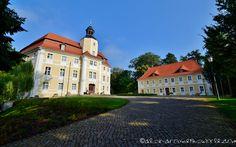 Schloss Vetschau in Brandenburg (Familie von Schlieben, Grafen zu Lynar)