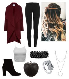 """""""Untitled #983"""" by floridaflower11 ❤ liked on Polyvore featuring Harris Wharf London, Ralph Lauren Blue Label, Elisabeth Weinstock, Yves Saint Laurent, Botkier, BERRICLE and Bling Jewelry"""