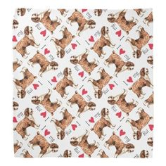I Love my Spanish Water Dog Bandana   pug party, pugs cutest, pug socks #christmascountdown #socks #mypeoplearebetterthenyourpeople Toy Yorkshire Terrier, Spanish Water Dog, Puppy Drawing, Hiking Dogs, Toy Puppies, Puppy Clothes, Cute Pugs, Beagle Dog, Australian Cattle Dog
