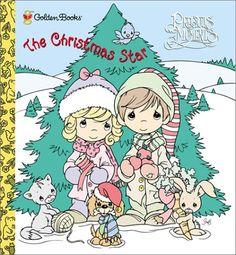 The Christmas Star (Precious Moments (Golden)) by Samuel J. Butcher