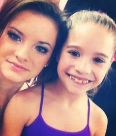 Brooke and Mackenzie