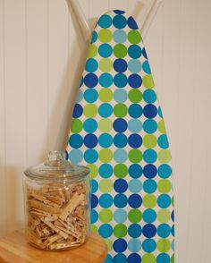 Ironing board cover + color inspiration?