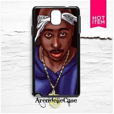 Tupac 2pac Shakur Samsung Galaxy Note 3 Case