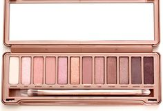 Things are coming up Rose Gold - Urban Decay Naked3...check out this website for a breakdown of this new eyeshadow palette.