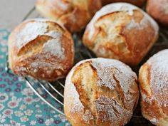 Food Porn, Eat Smarter, Bread Rolls, Pain, Baguette, Baked Potato, Muffin, Dinner Recipes, Food And Drink