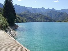 Stunning Views of Lake Barcis, Italy. My favorite place in Northern Italy :)