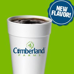 Try our new Praline Coffee flavor at your local Cumberland Farms today!