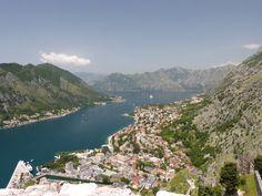 The very beautiful Kotor,Montenegro