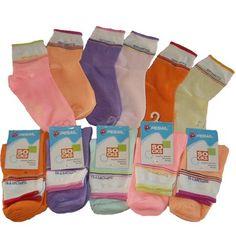Damensocken, Kindersocken  neu und original verpackt    sehr preiswerte All-Day-Socken