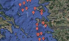 Αποκλεισμό των νησιών με στρατιωτικές ασκήσεις επιχειρεί η Τουρκία