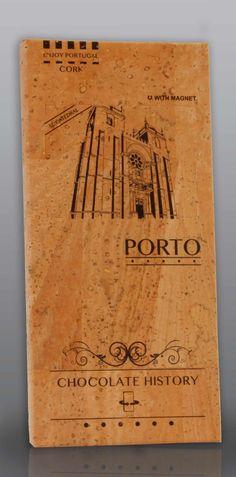 Porto | Sé Catedral  | Chocolate Negro 48% Cacau 125 g