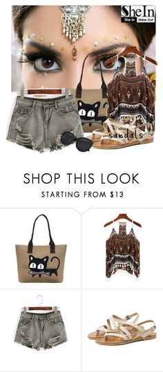 """""""7#SheIn"""" by fatimka-becirovic ❤ liked on Polyvore"""