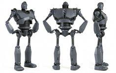 Mondo - The Iron Giant Deluxe Figure 4