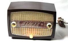 Resultado de imagen de radios antiguas de valvulas