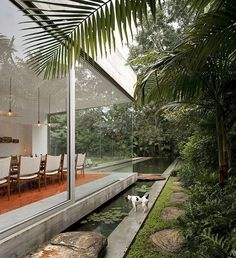 Yucatan House Designed by Isay Weinfield, In São Paulo, #brazil - Sign Up For 20% OFF on Our House Hold Products! link In BIO!! @dopedecors