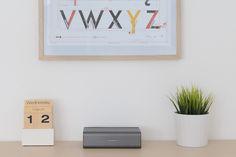 Beautiful design with great sound: the SoundBlaster Roar 2 Bluetooth speaker.