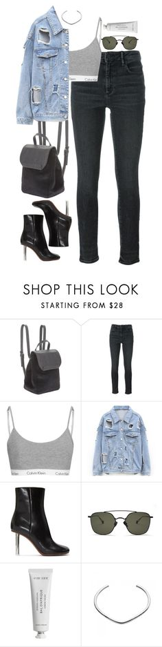"""""""Untitled #518"""" by lindsjayne ❤ liked on Polyvore featuring BCBGeneration, Alexander Wang, Vetements and Byredo"""