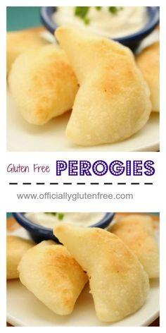 Gluten Free Perogie