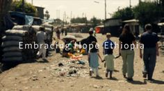 """""""Embracing Hope Ethiopia"""" - keeping families together and breaking through the poverty cycle."""