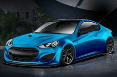 Cars Tuning Music: Hyundai Genesis Coupe