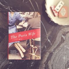 """Reading """"The Hemingway Series"""" as dictated by my mother, beginning with The Paris Wife."""