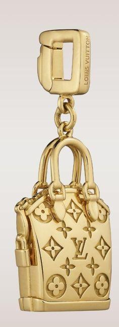 Louis Vuitton Charm by Nina<3