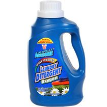 Oxygen powered laundry detergent powers through and cleans even your biggest laundry challenges — Up to 32 loads! Liquid Laundry Detergent, Totally Awesome, Dollar Tree, Dinner Plates, Cleaning Supplies, Household, Fun Time, Salad, Amp