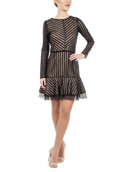 Simona Semen - ROCHIE MINI DUNGI NEGRE MYUNA Dresses For Work, Dresses With Sleeves, Long Sleeve, Fashion, Moda, Sleeve Dresses, Long Dress Patterns, Fashion Styles, Gowns With Sleeves