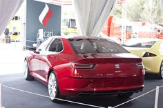 Seat IBL Concept '2011 Concept