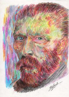 Vincent van Gogh, Mario Ramos (2004).