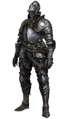 Drifter Knight - Characters & Art - Dark Souls III