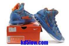20b6fc0ec01 Find Quality Kevin Durant 5 Women men Blue Basketball Shoes Online and  preferably on Nike