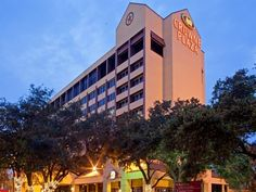 Houston (TX) Crowne Plaza Hotel Houston Near Reliant/Medical Center United States, North America Crowne Plaza Hotel Houston Near Reliant/Medical Ce is conveniently located in the popular Houston City Center area. Both business travelers and tourists can enjoy the hotel's facilities and services. All the necessary facilities, including free Wi-Fi in all rooms, 24-hour front desk, valet parking, room service, family room, are at hand. All rooms are designed and decorated to make...